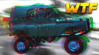 This PUBG Mobile Car Bug is Hilarious & Crazy! - Funny PUBGM Moments #14