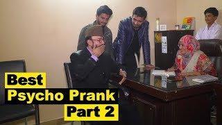 Best Psycho Prank Part 2 | Allama Pranks | Lahore tv | Pranks in India | Pakistan