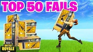 LOOTABLE VENDING MACHINE??! | Top 50 Fortnite FAILS & FUNNY MOMENTS | Fortnite Montages #55