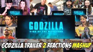 Godzilla King of the Monsters Trailer 2 (2019) Reaction Mashup