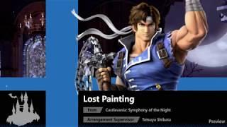 Lost Painting (Castlevania: Symphony of the Night) - Super Smash Bros. Ultimate Soundtrack