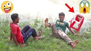 Must Watch New Funny????????Comedy Videos 2019/Fun BaBa/Episode - 32