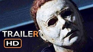 HALLOWEEN Official Trailer 2 (2018) Jamie Lee Curtis Horror Movie HD