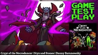 Crypt of the Necrodancer Remix Mashup OST Gameplay Walkthrough Soundtrack