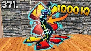 1000 IQ HIDING SKILLS..!!! Fortnite Daily Best Moments Ep.371 (Fortnite Battle Royale Funny Moments)
