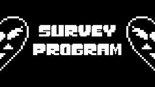 SURVEY PROGRAM - Demo Soundtrack
