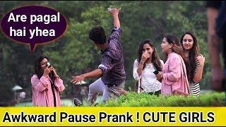 Awkward Photo Pause Prank | Pranks In India 2018 | The Crazy Sumit