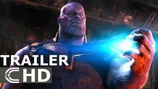 Marvel Studios' Avengers: Infinity War (2018) Official Trailers & TV Spots [HD]