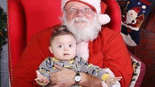 Funny Christmas Baby Fails 2018 - Fun and Fails Baby Video