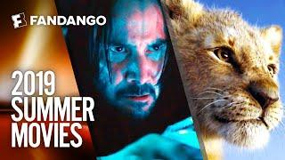 Summer Movie Preview 2019 | Movieclips Trailers