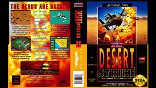Complete Videogame Soundtracks - Desert Strike - Sega Megadrive Genesis