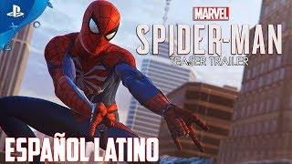 Marvel´s Spider-Man [PS4]: Trailer - ESPAÑOL LATINO - Montaje