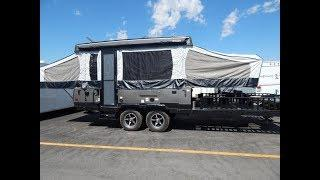 My M2019 Forest River RV Rockwood Extreme Sports 282TESP #ROCK5980ovie