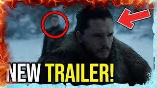 Game of Thrones Season 8 Trailer 2 Breakdown!