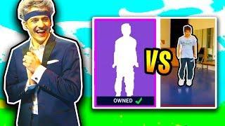 NINJA REACTS TO BOOGIE DOWN WINNERS!! (FUNNY) Fortnite EPIC & FUNNY Moments