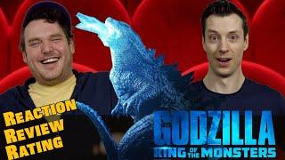 Godzilla King of the Monsters - Final Trailer Reaction/Review/Rating