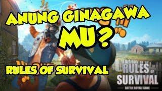 AGIK NUNG GINAGAWA MU! | ROS FUNNY MOMENTS TAGALOG PH