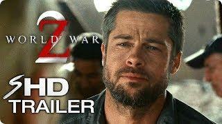 WORLD WAR Z 2 Teaser Trailer #1 (2019) Brad Pitt Concept Zombie Movie HD