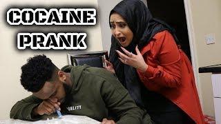 Cocaine Prank On Muslim Wife *GONE SAD* [MUST WATCH]