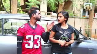 Hyderabadi funny boy girl comedy video    Hyderabadi Young Stars