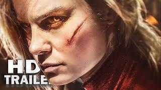 CAPTAIN MARVEL - Teaser Trailer [2019] Brie Larson, Samuel L. Jackson | Marvel Movie (HD) Fan Edit