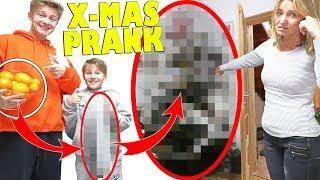 X-MAS Prank an Mama ???? KRASS TipTapTube