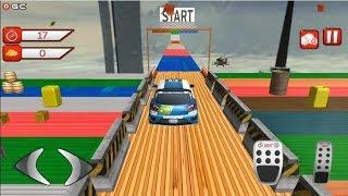 Extreme Sports Car Stunts 3D - Real Track Challenge - Android gameplay FHD