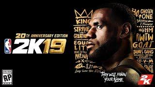 NBA 2K19 Cover Athlete LeBron James Trailer!