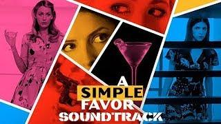 A Simple Favor Trailer Song Music Soundtrack [Background Song/Music]