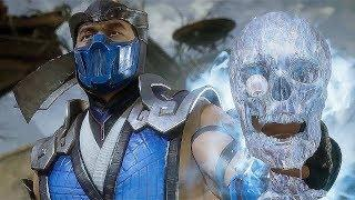 Mortal Kombat 11 - Official GAMEPLAY Trailer MK11 (2019)