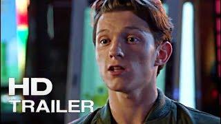 Marvel's Spider-Man: Far From Home - New Trailer (2019) Tom Holland Superhero Action Movie Concept