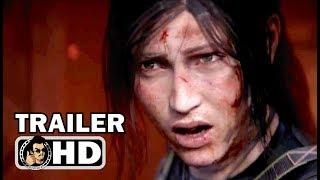 SHADOW OF THE TOMB RAIDER Official Trailer (2018) Lara Croft XBOX PS4 Game Movie HD