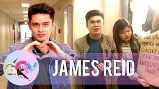 Vice Ganda pranks James Reid | GGV
