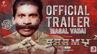 Saamy 2 Trailer  Troll  Reaction  Chiyan Vikram Keerthi Suresh  Masal Vadai