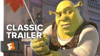 Shrek the Third (2007) Trailer #1 | Movieclips Classic Trailers