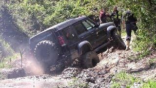 Land Rover Discovery TD5 - 37''   **EXTREME OFF ROAD SHOW**