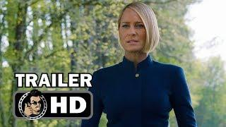 HOUSE OF CARDS Final Season Official Teaser Trailer (HD) Robin Wright Netflix Series