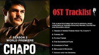 El Chapo Soundtrack | OST Tracklist