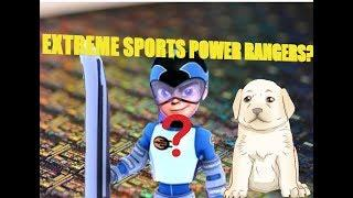 Extreme sports Power Rangers? | Lookback at Get Ed