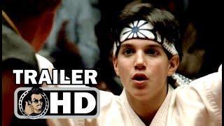 COBRA KAI Official Trailer #1 (2018) Ralph Macchio Karate Kid Sequel YouTube Series HD