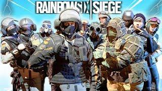 Rainbow Six Siege - Random Moments #52 (Funny Moments Compilation)