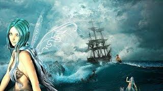 Relaxing Ocean Music – Celtic Mermaids | Magical Fantasy Soundtrack (1 hour)
