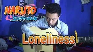 Loneliness - Naruto (soundtrack) | Fingerstyle Guitar