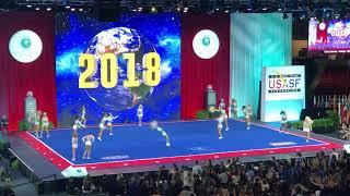 Cheer Extreme SSX Semifinals 2018