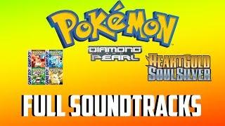 Pokemon FULL Soundtracks LIVE