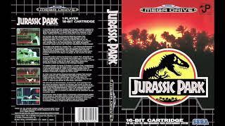 Complete Videogame Soundtracks - Sega Megadrive Genesis - Jurassic Park