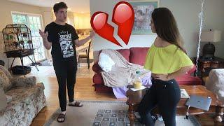CALLING MY GIRLFRIEND ANOTHER GIRLS NAME PRANK!!!! ( jake dufner's cousin)