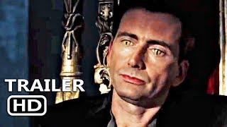 GOOD OMENS Official Trailer (2019) David Tennant