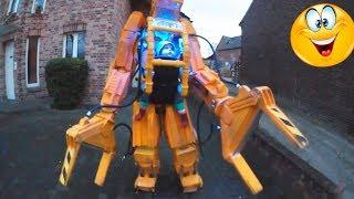 FULLY WORKING ROBOT ???????????? FUNNY & AMAZING VIDEOS ????????????