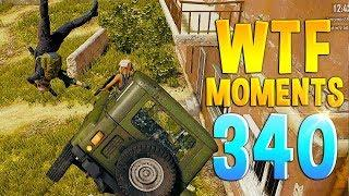 PUBG Daily Funny WTF Moments Highlights Ep 340